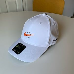 Nike Just Do It Hat - New With Tags!